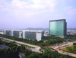Huawei HQ building, China
