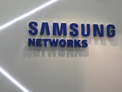 Samsung Networks sign