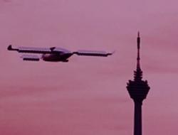DEEP AERO AI-driven, drone, traffic management platform, Blockchain