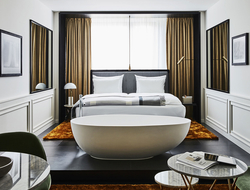 Gekko Group, concrete combine for fourth property under Marriott International's Autograph Collection in Germany.