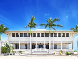 Mahogany Bay Resort & Beach Club opens as first Hilton hotel in Ambergris Caye.