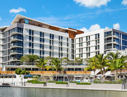 Dutch East Design and Focus Lighting collaborate for renovation of The Gates Hotel South Beach.