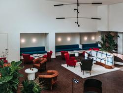 SAVVY Studio completes Gowanus Inn & Yard in Brooklyn's Gowanus district.