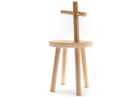 Moooi launched Woody, a table created by Marcel Wanders.