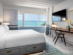 Bill Rooney Studio refreshes Art Deco property Cadillac Hotel & Beach Club.