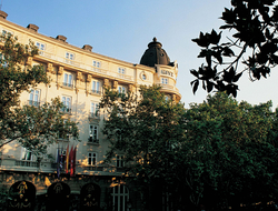 Rafael de La-Hoz, Gilles & Boissier collaborate for $121M historic renovation of Hotel Ritz, Madrid.