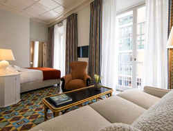 Parisian designer Jacques Grange designs first hotel of Grupo Cappuccino, HOTEL MAMÁ.