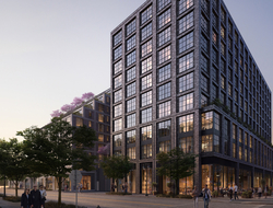 Thompson D.C. to open as first hotel in The Yards in 2020, designed by Studios Architecture with Parts and Labor Design.
