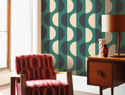 The variety of patterns to choose from includes new collections designed by the Novogratz and Genevieve Gorder.