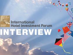 Chris Nassetta CEO Hilton interview