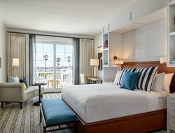 EDG Design merges nautical flair with Cape Cod style architecture in design of California's Lido House.