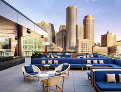 Boston's The Envoy Hotel completes $4M expansion and renovation of Lookout Rooftop.