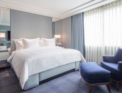 Four Seasons Hotel London at Park Lane, House of Garrard partner to refurbish Ambassador Suites by designer Pierre Yves Rochon.