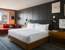 Campion Platt designs Renaissance Philadelphia Downtown Hotel with historical influences and playful elements.