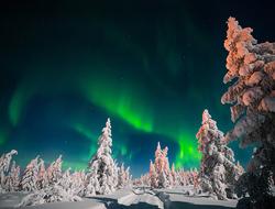 Lapland Northern Lights