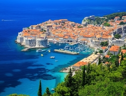 Dubrovnik, Croatia - sorincolac/iStock/Getty Images Plus/Getty Images