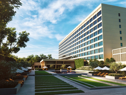 Adam D. Tihany completes $100M redesign of The Oberoi, New Delhi.
