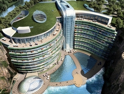 InterContinental Hotels Group and China-based developer Shimao Group are on track to open the InterContinental Shanghai Wonderland in China in the fourth quarter of 2018.