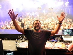 David Grutman in a nightclub