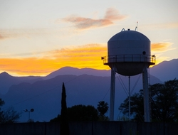 Monitoring Water Tower Levels With Wireless Pressure Sensors