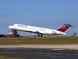 Delta aircraft