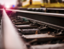 Train tracks - hany1974/iStock/Getty Images Plus/Getty Images