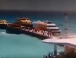 Playa del Carmen Ferry Explosion