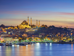 Istanbul  RudyBalasko/iStock / Getty Images Plus/ Getty Images