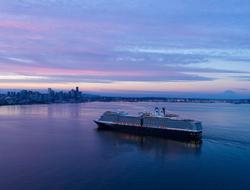 Cruise ship ms Eurodam