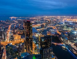 Melbourne, Australia - BoripanC/iStock/Getty Images Plus/Getty Images