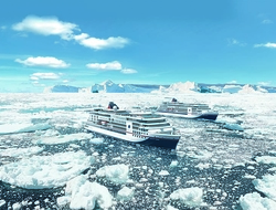 Hapag-Lloyd Hanseatic inspiration and nature in the Arctic