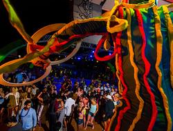 Riu Santa Fe Neon Party