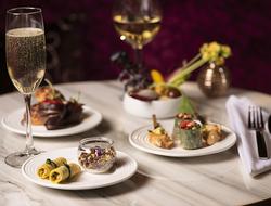 ARIA Resort Club Lounge