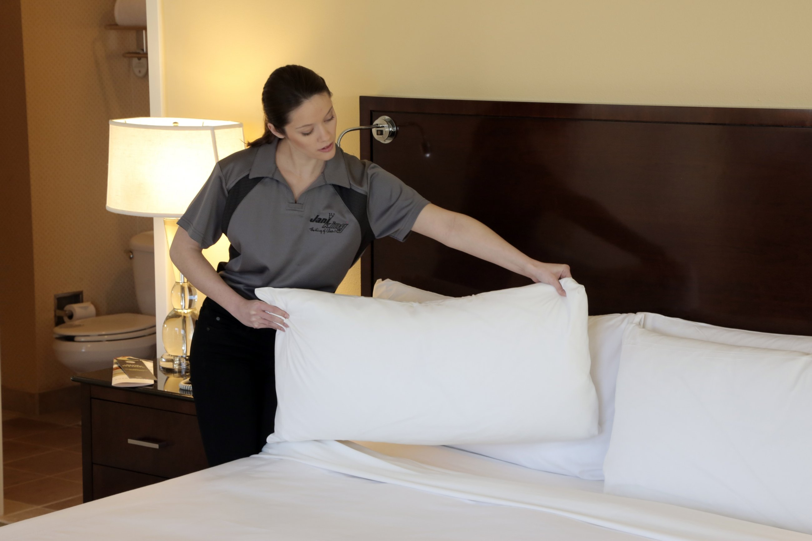 housekeeping hotel industry The hospitality industry has its fair share of brilliant minds and passionate employees, but it also grapples with an enormous level of employee turnover.