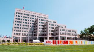 large office building exterior
