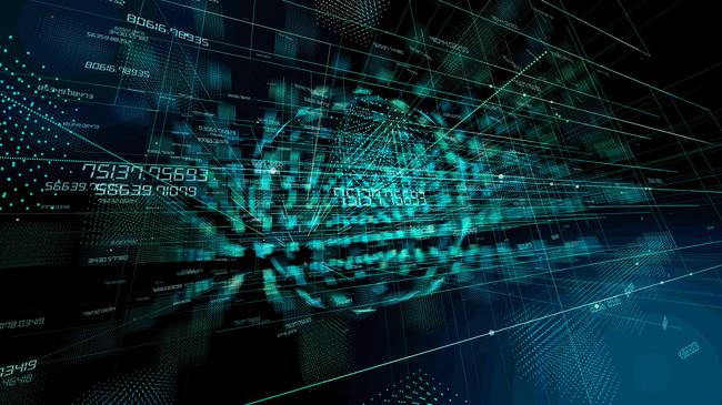 Established tech giants and startups are leading quantum computing development (Image metamorworks / iStockPhoto)