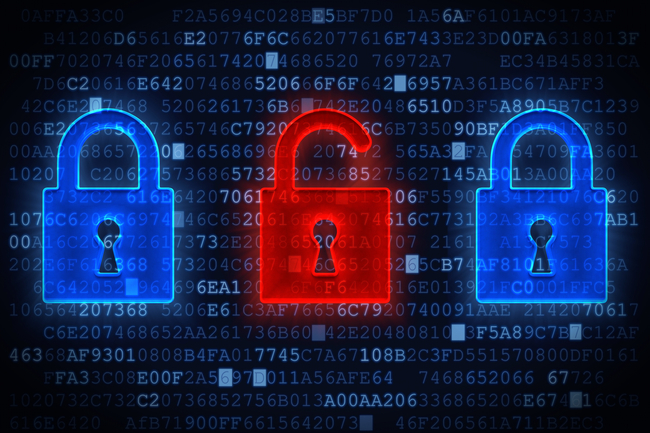 The average cost of a data breach has grown to US$3.86 million, a new report suggests (Image matejmo / iStockPhoto)