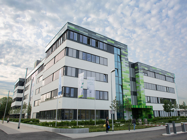 BioNTech's headquarters