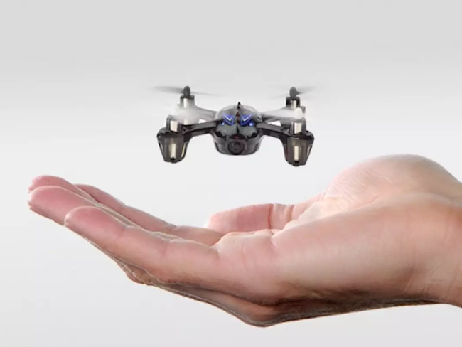 Tiny drones are difficult to detect, but a new radar system gives them no place to hide