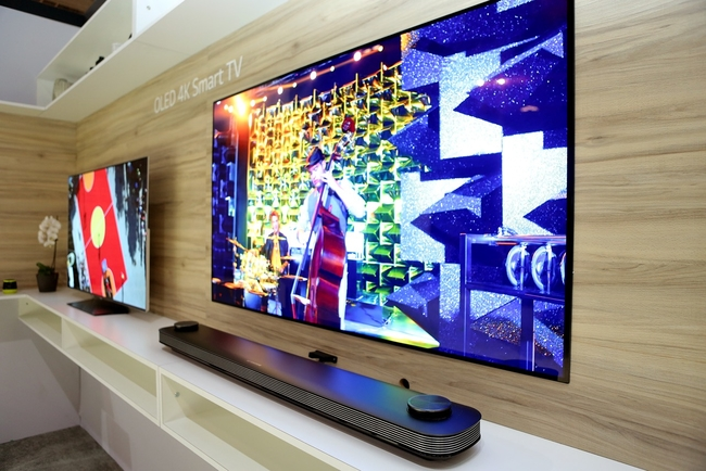 Four trends in television technology this year