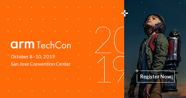 The latest advances around ARM's technology and ecosystem will be discussed at the ARM TechCon conference at the San Jose Convention Center through October 10.