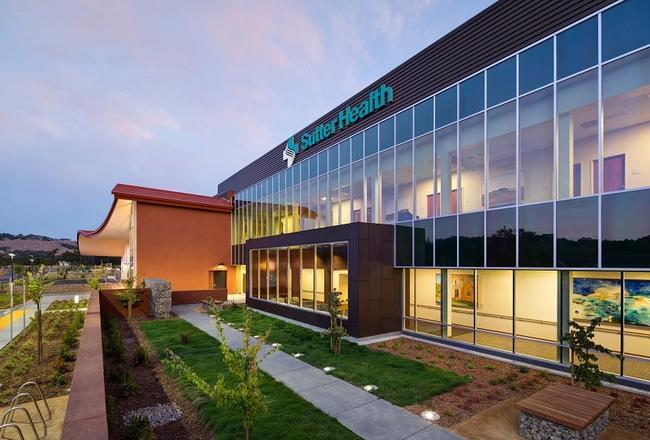 Sutter Health Building