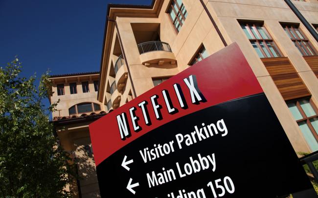 Netflix corporate headquarters