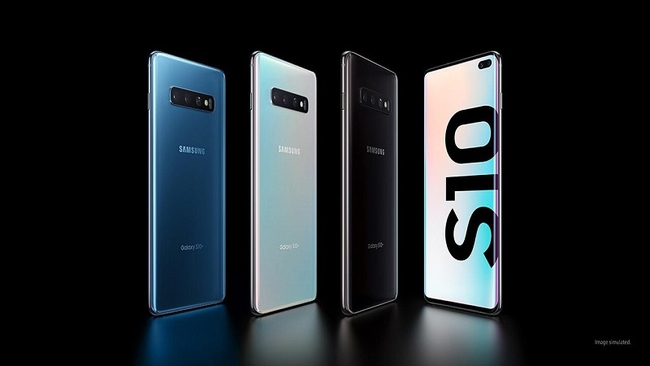 Samsung S10 phones