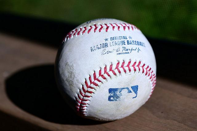 MLB baseball