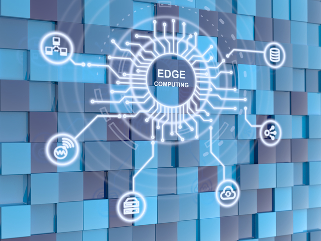 HPE is planning to invest $4b in edge networking technology (Image BeeBright / iStockPhoto)