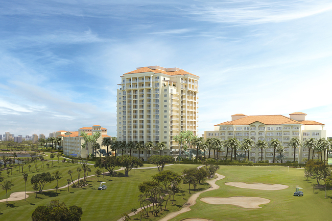 When it reopens, the property will be known as JW Marriott Miami Turnberry Resort & Spa, complete with a new 16-story Orchid Tower.