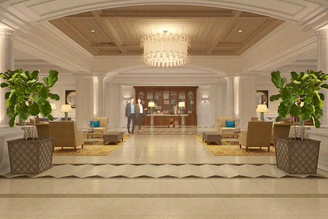Design Continuum designs Hotel Bennett, eyes January 2019 opening.