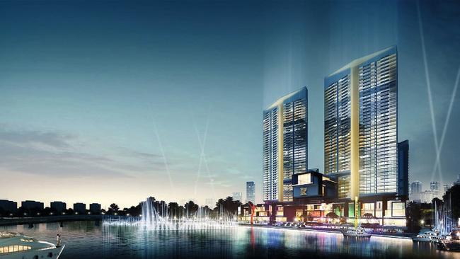Mövenpick Hotel Ho Chi Minh City - Rendering
