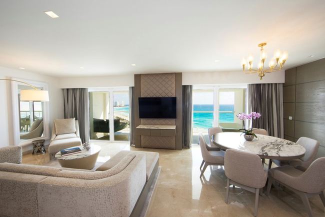 Le Blanc Spa Resort Cancun completes $30M renovation.